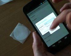 Automatisierte Smartphones: NFC Tags im 5er Set für 4,39€