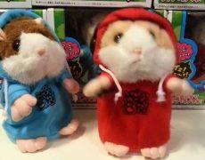Swag in da House! Mit dem rappenden Hamster für 7€