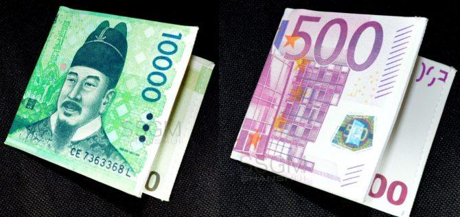 geldschein-geldboerse