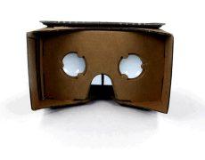 VR-Brille aus Pappe: Google Cardboard Bausatz aus China ab 1,48€