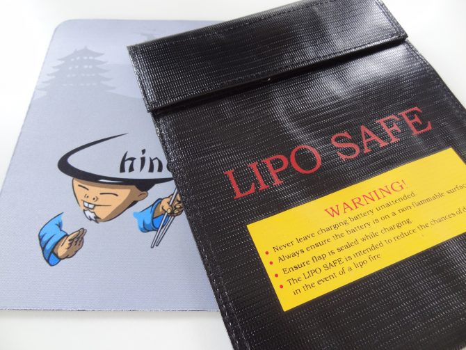 Lipo-Akku-Tasche