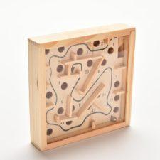 Holzlabyrinth Kinderspielzeug