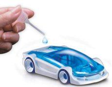 Salz-Auto