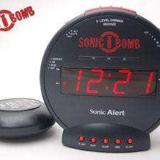 Sonic Bomb Wecker