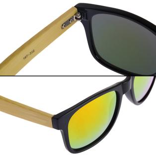 bambussonnenbrille