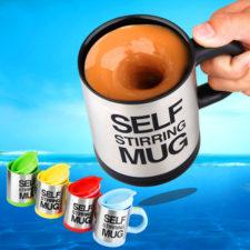 Lazy Mug selbstrührender Becher
