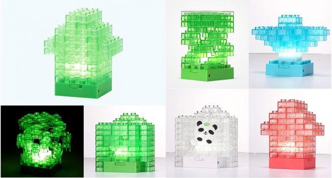 block-lampe