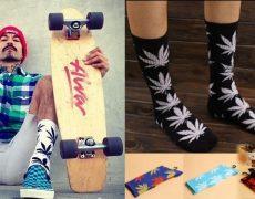 cannabis-socken
