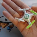 Mini-Quadrocopter: Cheerson CX-10 für 13€ – so cute!