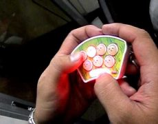 Mini Whack-a-mole Schlüsselanhänger ab 1,76€