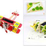 Solarflugzeuge aus Holz für kleine Gadgetfans ab 5,77€