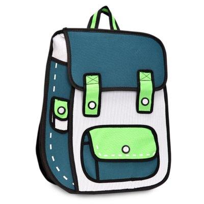 2d rucksack