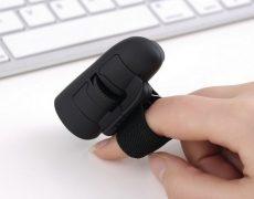 Kabellose USB Maus für den Finger