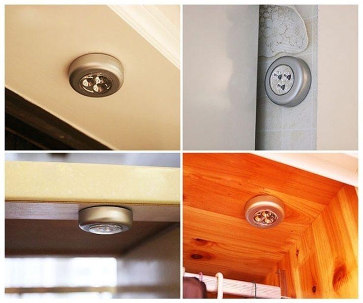 LED Touch Light Anwendungsmöglichkeiten