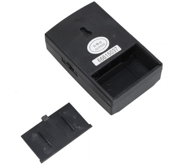 Roller Alarmanlage Batteriefach