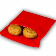 Der Potato Express, Kartoffeln aus der Mikrowelle.