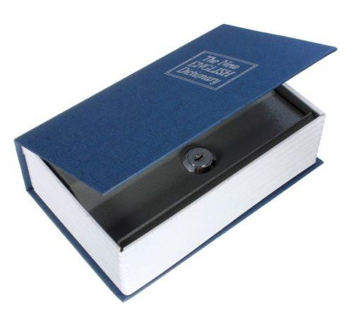 Buch-Geheimversteck