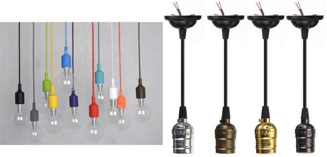 E27-lampenhalterungen