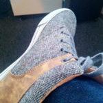 Ja, das sind meine Schuhe!  ;-)