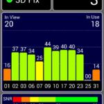 GPS Empfang UleFone Be Pro