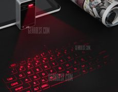 keyboard-projector