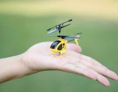 mini-helikopter