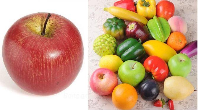 Deko Obst Und Gemuse Aus Plastik Ab 0 70