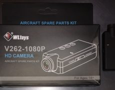 WLtoys 1080p Kamera mit einstellbarem Winkel ab 38,65€