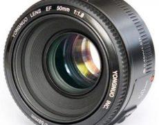 YONGNUO EF YN 50mm F1.8 Objektiv für die Canon D und T-Serie ab 45,56€