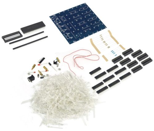LED Cube Bausätze Einzelteile