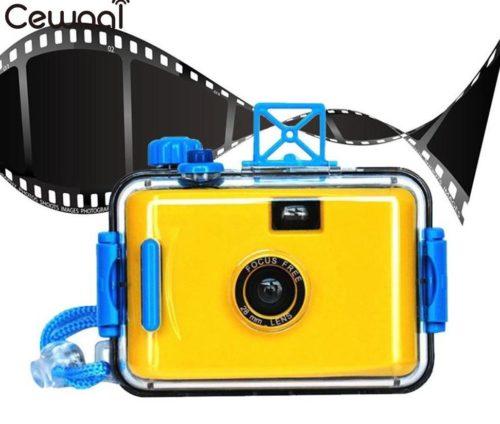 Lomografie Kamera Unterwasser