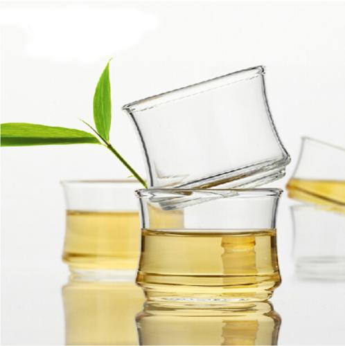 Bambus-Glas-Set