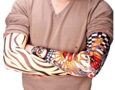 Fake Arm Tattoo Ärmel