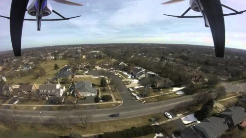 "JJRC H16 YiZhan Quadrocopter ""Tarantula"" X6 für 65€ – GoPro fähig?"