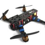 Tutorial: wir bauen einen FPV-Racer (ZMR250, Flip32, Videobrille, u.v.m.)!