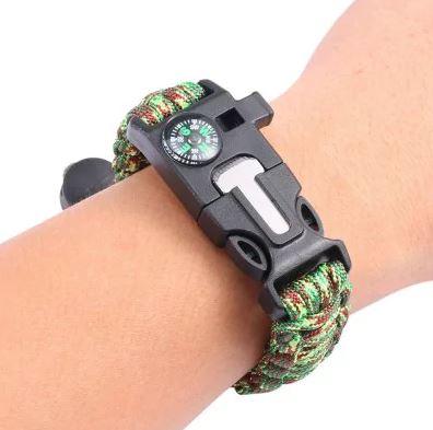Fallschirmleine als Armband