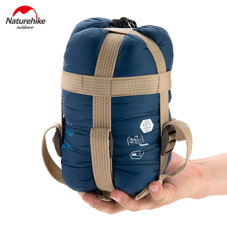 NatureHike Minischlafsack