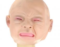 Baby-Maske