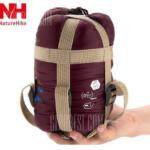 Schlafsack von 'NatureHike' im Miniformat für 21,63€