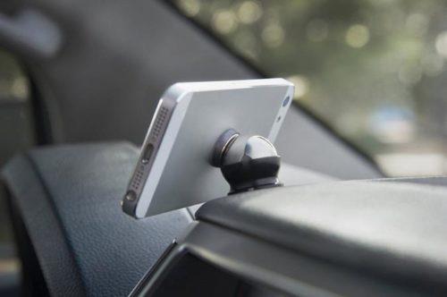 Magnet-Halterung-Smartphone