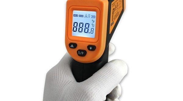 Digitales infrarot thermometer gm320 gm550 für 5 40u20ac