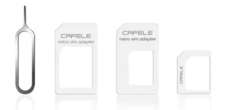 SIM-Karten Adapter-Set