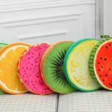 Früchte-Kissen