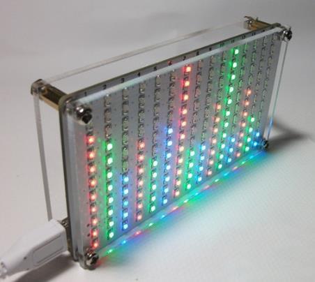 DIY LED Equalizer
