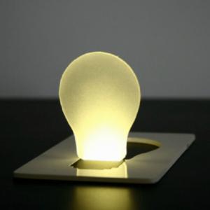 scheckkarte LED 2