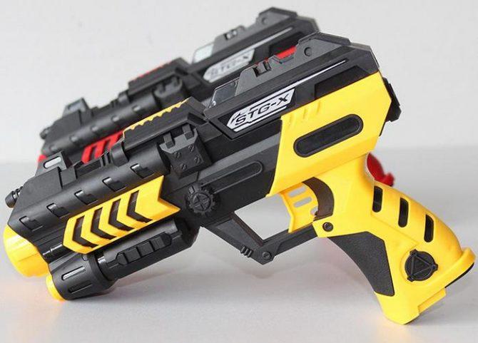 wasserpelen-pistole