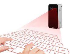 Bluetooth Tastatur Projektor