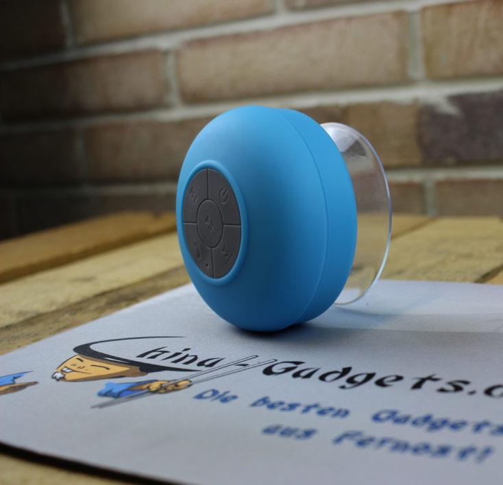Dusch-Bluetoothspeaker BTS-06