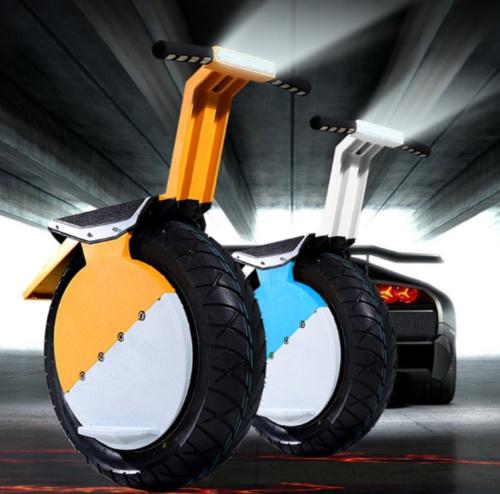 Motorrad-monowheel