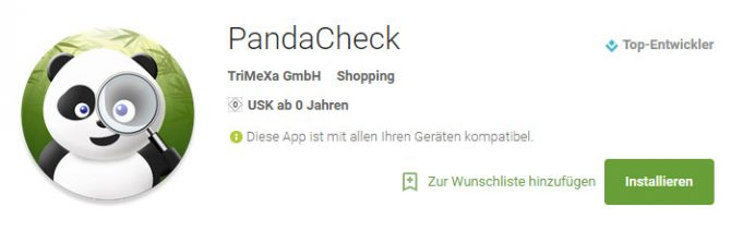 pandacheck-android